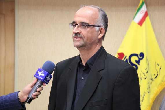 مدیرعامل شرکت گازاستان اصفهان: شرکت گاز استان اصفهان فرهنگ ساز مصرف ایمن و بهینه انرژی